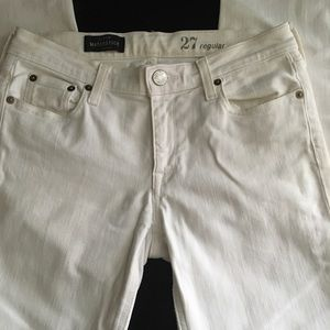 JCrew Matchstick Jeans